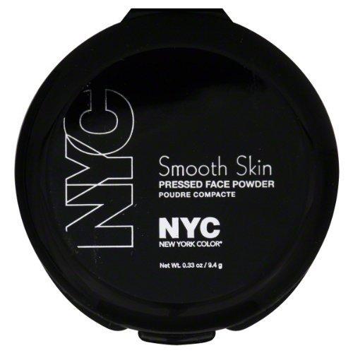 N.Y.C Smooth Skin Pressed Face Powder 9.4g N.Y.C Pressed Powder - Warm Beige by N.Y.C.