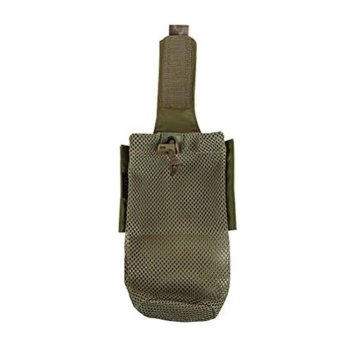 ABOOFAN Accesorio Molle Chaleco Kit de Accesorios Almacenamiento Bolsa Molle Bolsa Plegable para Botella para Acampar al Aire Libre Senderismo (Patrón 3)
