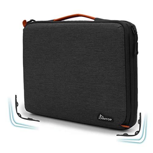 SIMTOP 13 3 Zoll Laptoptasche Schutzhülle für Laptops Laptoptasche 13.3 Zoll für 13-Zoll-altes MacBook Air (A1466, A1369), altes MacBook Pro Retina (A1502, A1425), 12,9-Zoll altes iPad Pro
