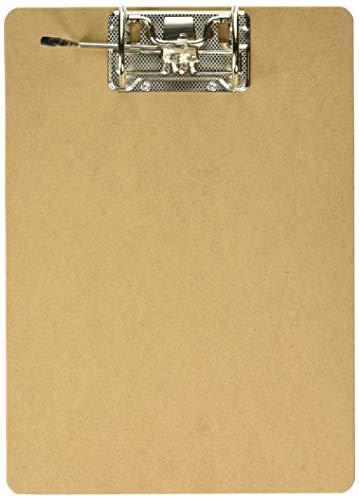 Charles Leonard Letter Size Masonite Clipboard...