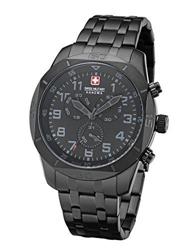 Swiss Military Hanowa New Legend 06-5265.13.007.30 - Reloj de pulsera para hombre