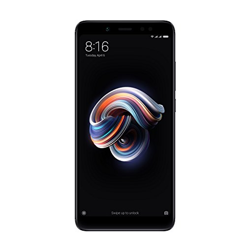 Xiaomi Redmi Note 5 32 GB, Black