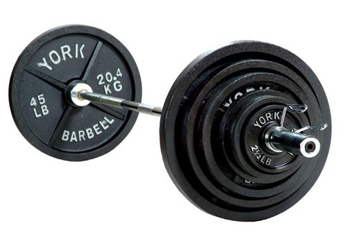 "York 300 lb. 2"" International Olympic Set"