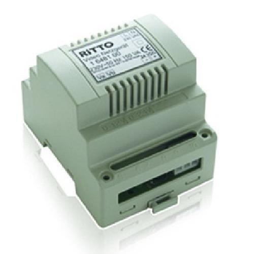 Ritto 2857298 Netzgerät Video 220 V, 24 V AC, Verteiler, 1T RGE 1648102