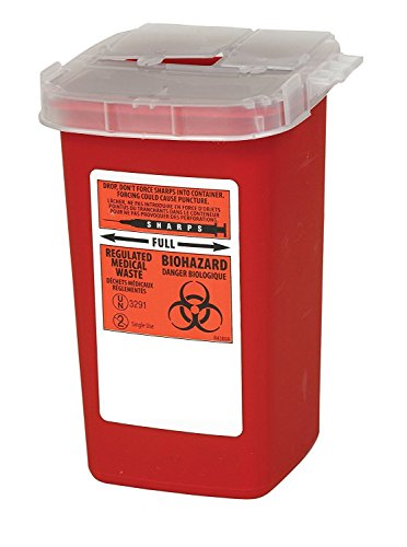 buy  Global Sharps Container Biohazard Needle Disposal ... Diabetes Care