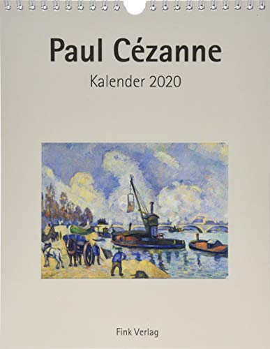 Paul Cézanne 2020: Kunst-Einsteckkalender