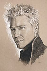 Chad Michael Murray Notebook: Perfect Simple Personal Notebook With College Ruled Pages For Fans To Write In – Inspiring Person On The Soft Cover (Standard Diary For Daily Use)