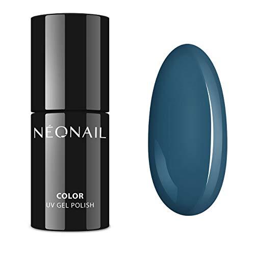 NEONAIL UV Nagellack 7,2 ml - Fall in Love Gel Lack Maniküre UV Gel Polish Nagellacke (6374-7 Rainy Evening) die beste Qualität Effizient