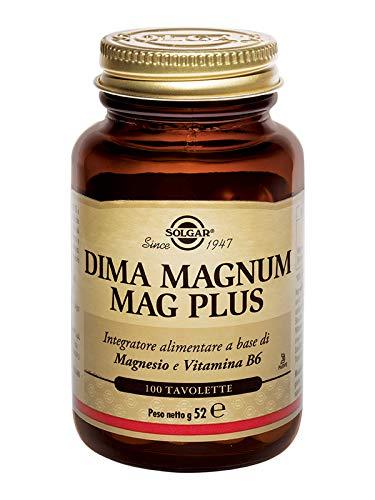 Solgar Dima Magnum Mag Plus - 100 Ml
