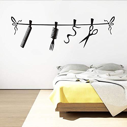 Kaptafel muursticker,DIYwoondecoratie, muursticker, geschikt voor slaapkamer, woonkamer, badkamer, keuken.