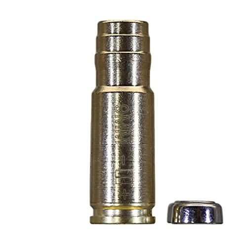 MAYMOC 9mm/Bore Funda modificada Calibre Cartucho Perforador Boresighter