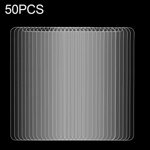 Nieuwe Tangyong CL 50 stuks for iPhone 11 Pro/XS/X 0.26mm 9H Hardheid van de oppervlakte Explosion-proof niet-volledig scherm gehard glas Screen Film