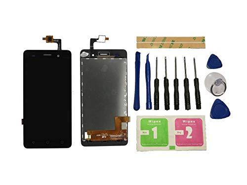 Flügel für Wiko Lenny 3 Display LCD Ersatzdisplay Schwarz Touchscreen Digitizer Bildschirm Glas Assembly (ohne Rahmen) Ersatzteile & Werkzeuge & Kleber