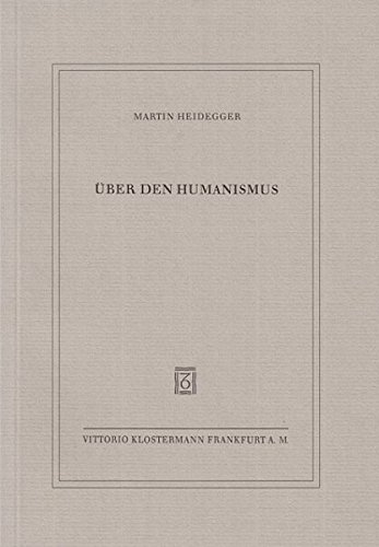 Über den Humanismus