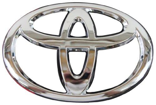 Genuine Toyota Accessories 75432-06030 Toyota Logo Trunk Lid Emblem