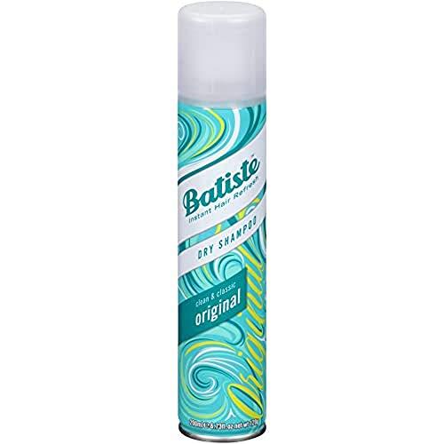Batiste Original Dry Shampoo Champú -...