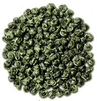 Jasmine Dragon Tears Green Tea 16 oz (1 lb) bag of loose tea