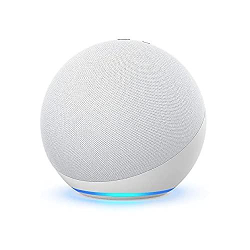 Echo (4th Gen)   With premium sound, smart home...