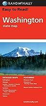 Easy To Read: Washington State Map PDF