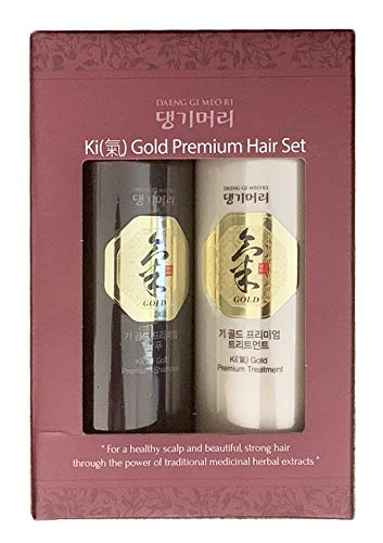 top rated Daeng GI Meo RI Ki-Gold Premium Hair Care System Shampoo 2 / 26.3 fl.oz.Net weight 52.74 fl.oz. 2020
