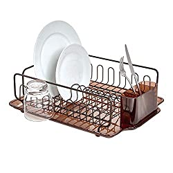 Bronze dish drying rack practical bronze 8th anniversary gift ideas for him