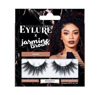Eylure False Eyelashes Jasmine Brown JayBee - 1pr