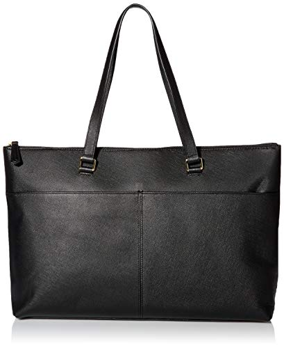 Buxton East West Leather Tote