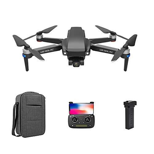 Drone con Camara HD Drone 8k, Camaras Profesional 5G WiFi FPV, Gimbal 3 Ejes, Distancia Transmisión 3000m, Retorno Automático a Casa, Sígueme, 2 Baterías, Duración 35+35 Minutos,3 Batteries