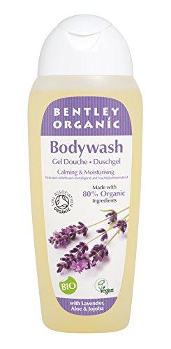 Bentley Organic Beruhigendes und feuchtigkeitsspendendes Duschbad, 250 ml