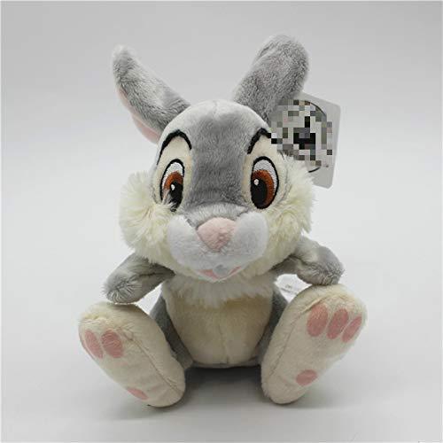 JMHomeDecor Plüschtier 1 STK. 25 cm Bambi Deer Türklopfer Kaninchen Kinder Geburtstagsgeschenk Gefüllte Spielzeugpuppe