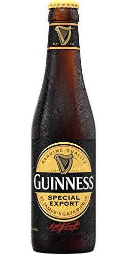 Birra Guinness Special Export - 24 bottiglie da 0,33 l