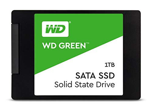 "Western Digital WD 1TB Verde Internal SSD 2.5"" SATA"