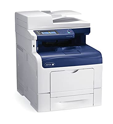 Xerox WorkCentre 6605/DN Color Multifunction Printer- Automatic Duplexing