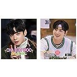 Astro チャ・ウヌ ハングル 単語カード アストロ Cha Eunwoo 韓国語 単語帳