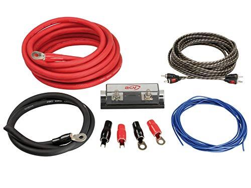 ACV LK-35 installatie complete set 35 qmm2