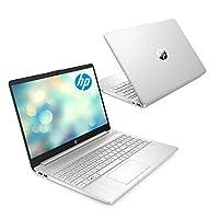 HP 15s ノートパソコン 15.6インチ フルHD AMD Ryzen5 8GB 512GB SSD Windows10 WPS Office付き ナチュラルシルバー(型番:206L9PA-AAAA)