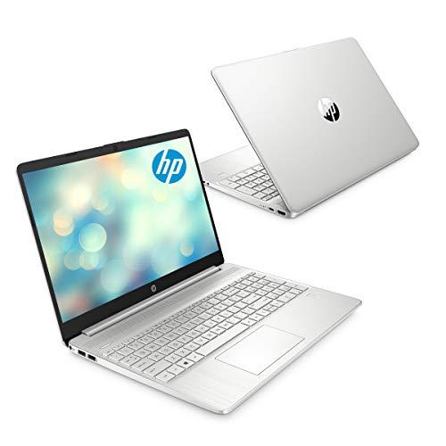 HP 15s ノートパソコン 15.6インチ フルHD インテル Celeron 4GB 128GB SSD Windows10 ナチュラルシルバー(型番:206Q2PA-AAAA)