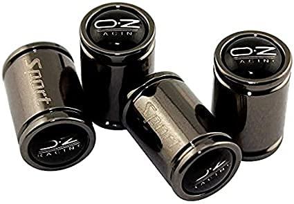 Cubierta de neumático a prueba de polvo antirrobo de aleación de aluminio cubierta de válvula de neumático de coche accesorios de neumáticopor Mazda Peugeot Volvo Cooper Opel