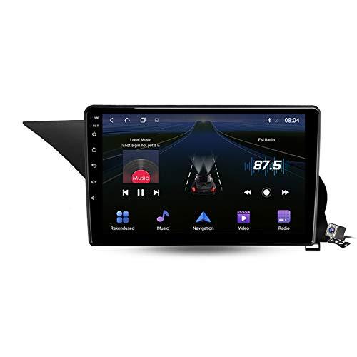 Android 9.1 Autoradio Stereo GPS Navigatore 2 Din con 9' Schermo, per Benz GLK-Class X204 2012-2015 BT Vivavoce Microfono Integrato Supporto FM AM RDS Controllo del volante,4 core,WiFi: 1+16GB