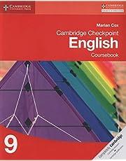 Cambridge Checkpoint English. Coursebook 9 (Cambridge International Examin)