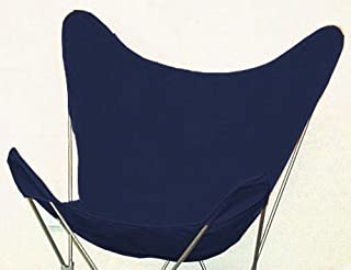 Algoma 4916-56 Replacement Covers for the Algoma Butterfly Chairs, Navy Blue