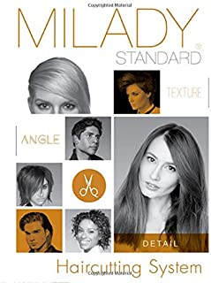 Milady Standard Haircutting System, Spiral bound Version