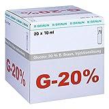 GLUCOSE 20% B.Braun Mini Plasco connect Inj.-Lsg. 20X10 ml -