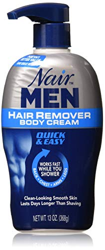 Nair For Men Hair Removal Body Crea…
