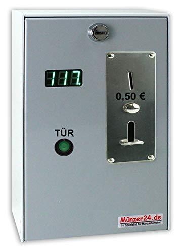 Münzautomat Beckmann EMS 57 MP TE (Münzgerät für 50 Cent Münzen)