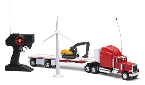 New Ray - 88825 B - Camion Remorque Rc