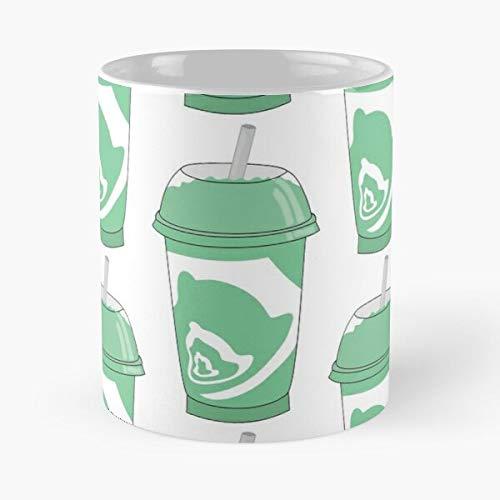 lridescent Blast Mountain Taco Bell Baja Dew Best 11 oz Kaffeebecher - Nespresso Tassen Kaffee Motive