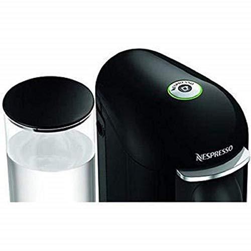 41HWGgZjkrL. SS500  - Nespresso, Pod Coffee Machine, Krups, XN902840, Vertuo Bundle, Black, 1260 W