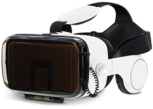 Aduro SoundVision Virtual Reality Glasses for 4.7 to 6 in Universal Smartphones...