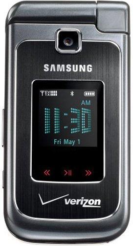 Samsung Alias2 U750 Phone, Black (Verizon Wireless)
